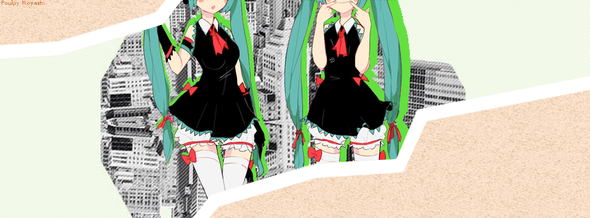 hey baby We_are_so_cute___miku_hatsune__fb_cover__by_poulpy_moyashi-d9ks64j