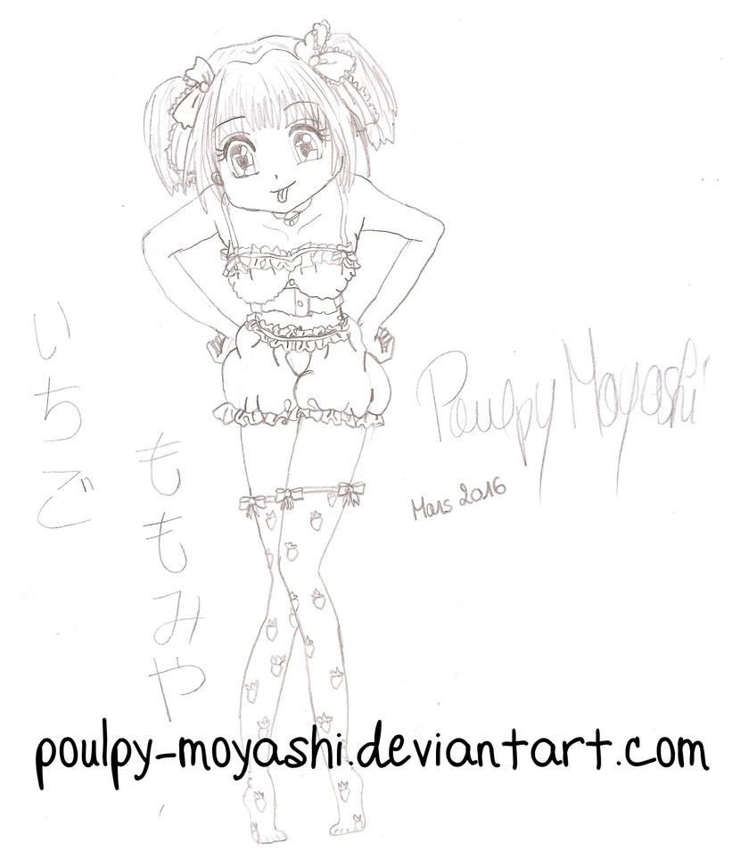 Topic de dessins - Page 3 Ichigo_momomiya___tokyo_mew_mew_by_poulpy_moyashi-d9wefhr