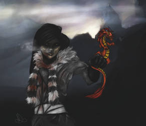 Mulan the Hun