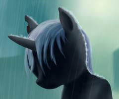 Tears in the Rain by Arrkhal