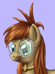 Agatha Ponydyne by Arrkhal