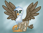 [commission] It a Griffon!