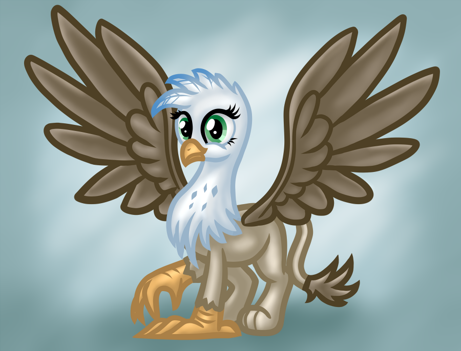 [commission] It a Griffon! by Arrkhal