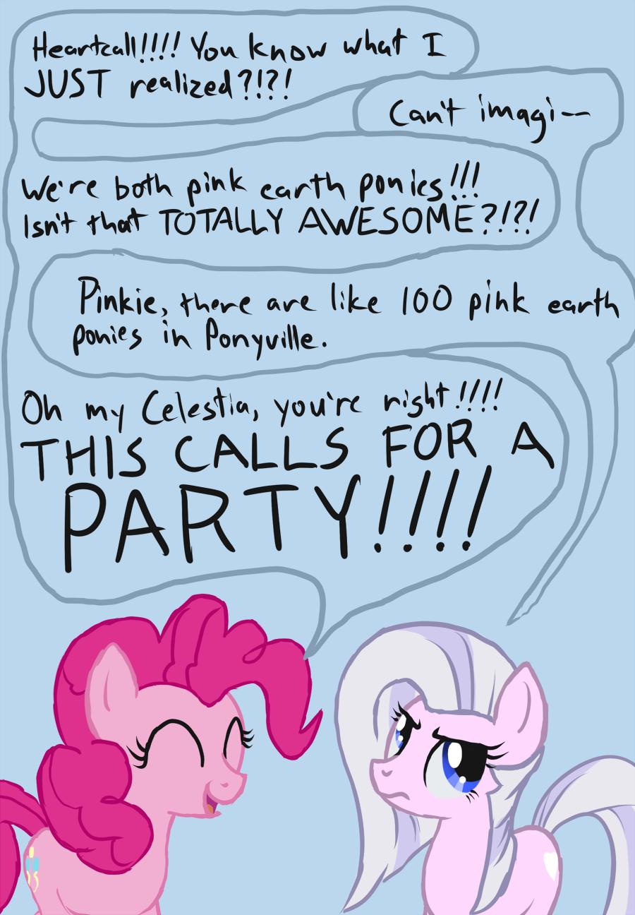 Pinkie Pie by Arrkhal
