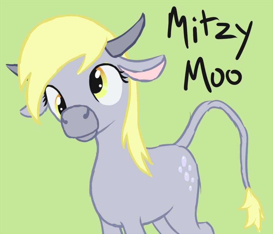 Mitzy Moo by Arrkhal