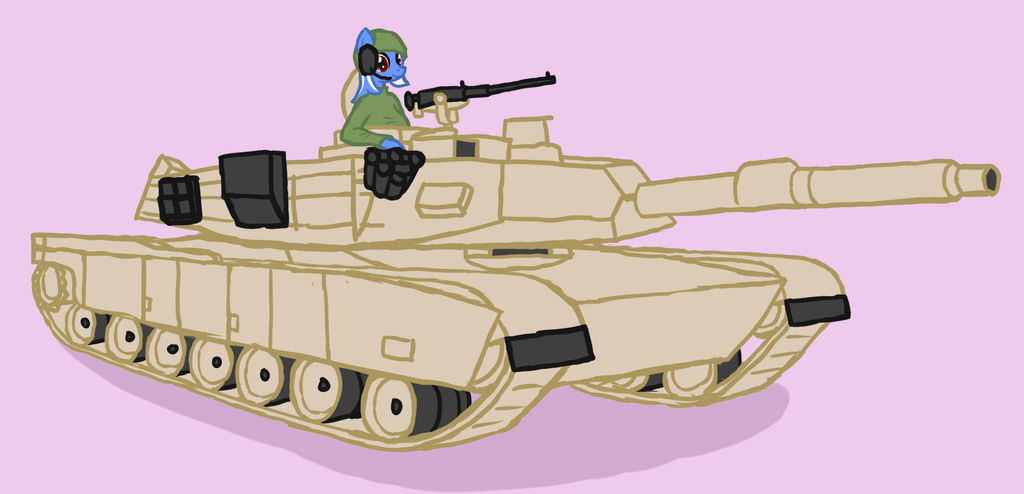 [commission] Clank clank, I am tank by Arrkhal