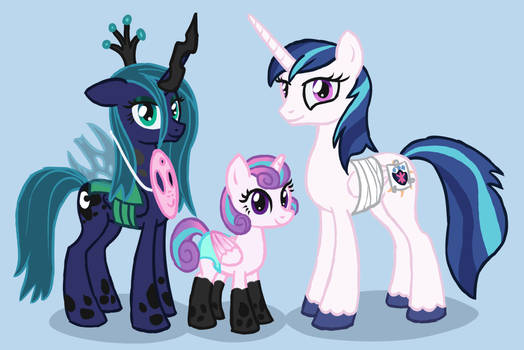 Nightmare Night Group Costume