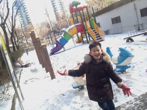 South Korea - Snow Fight