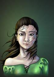 Elspeth Gordie by Lunarye