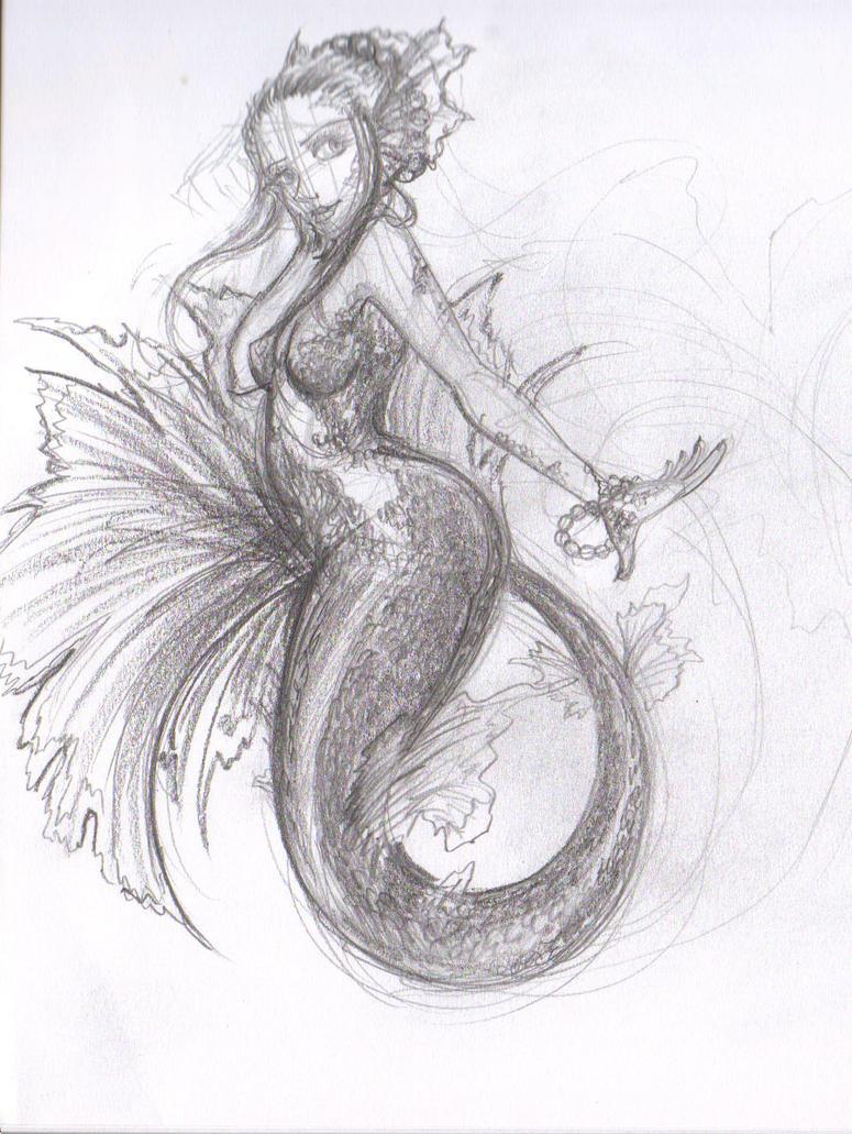 Jalpari mermaid by flamechic on DeviantArt