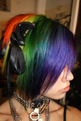 My current hair? by UndercoverEnvy