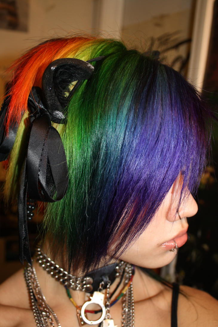 My Current Must Have Makeup Palettes: My Current Hair? By UndercoverEnvy On DeviantArt
