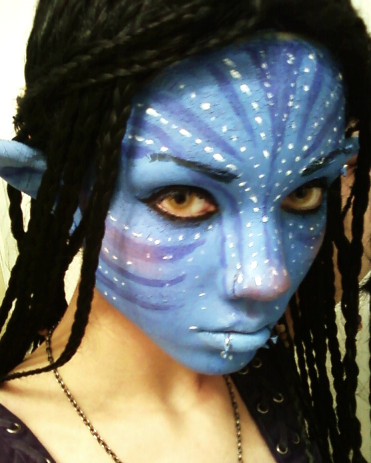 Avatar Face Paint