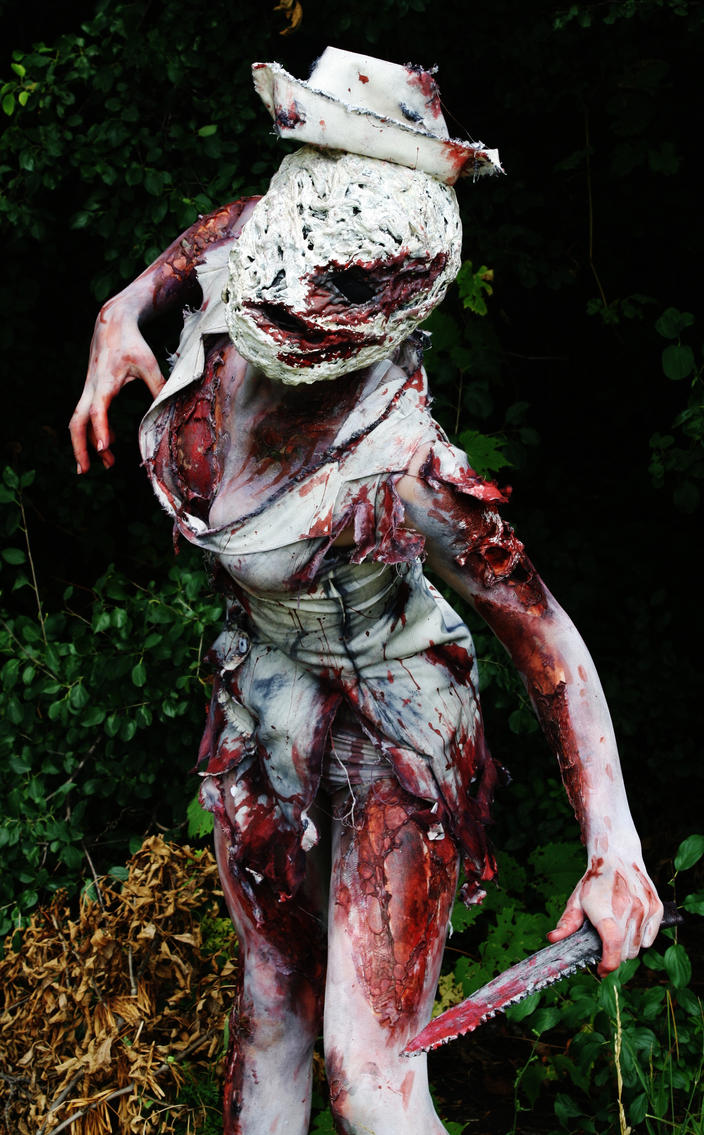 Silent Hill Nurse by UndercoverEnvy