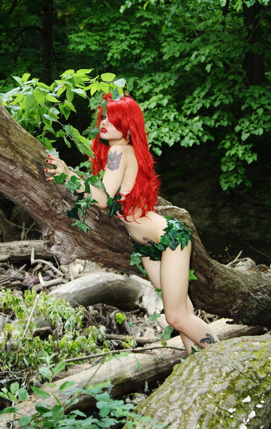 Poison Ivy by UndercoverEnvy