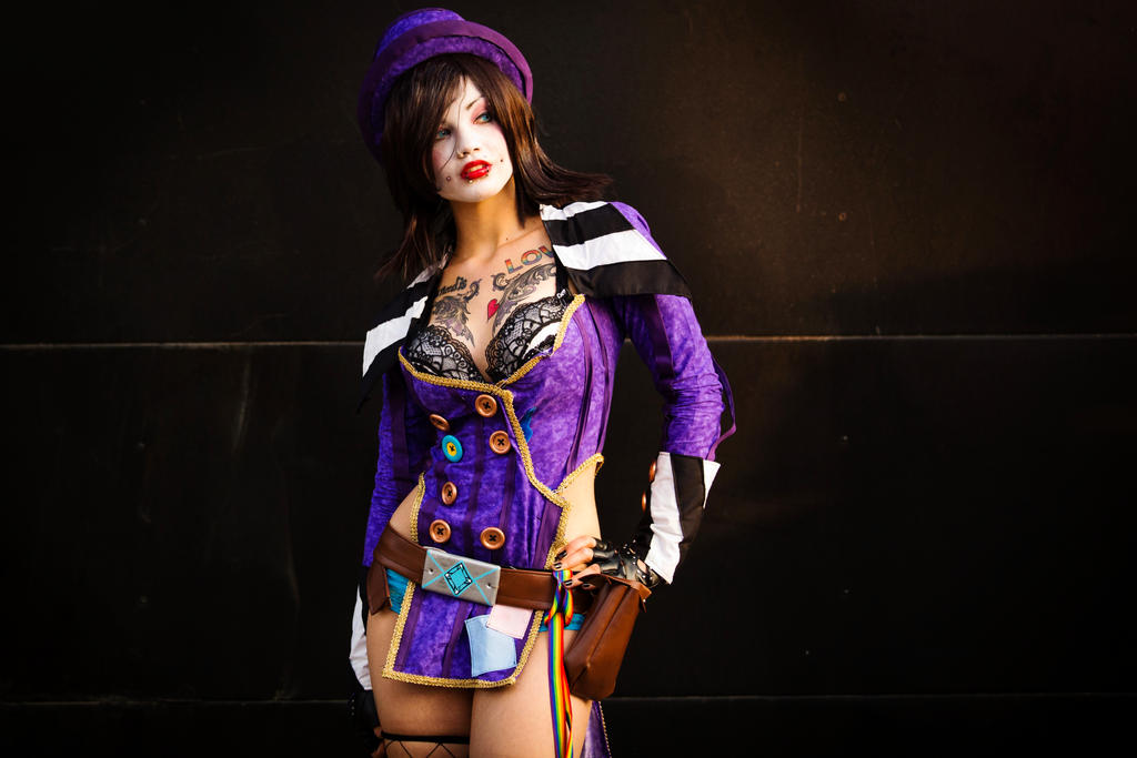 Mad Moxxi - Acen 2013 by UndercoverEnvy