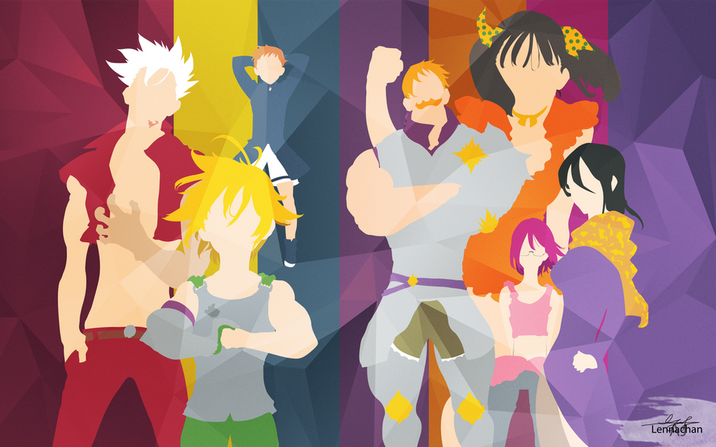 Nanatsu No Taizai Once A Sin Always By Lennachan On DeviantArt