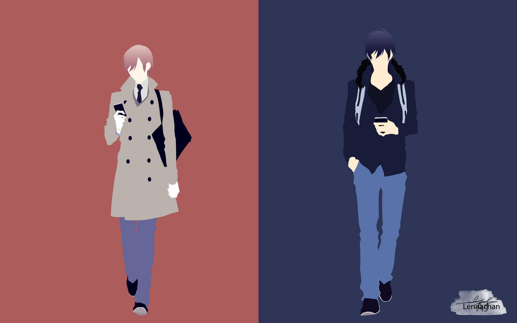 Ten Count: Kurose x Shirotani Minimalist