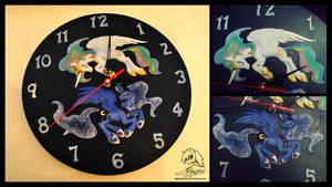 Celestia-Luna Clocks