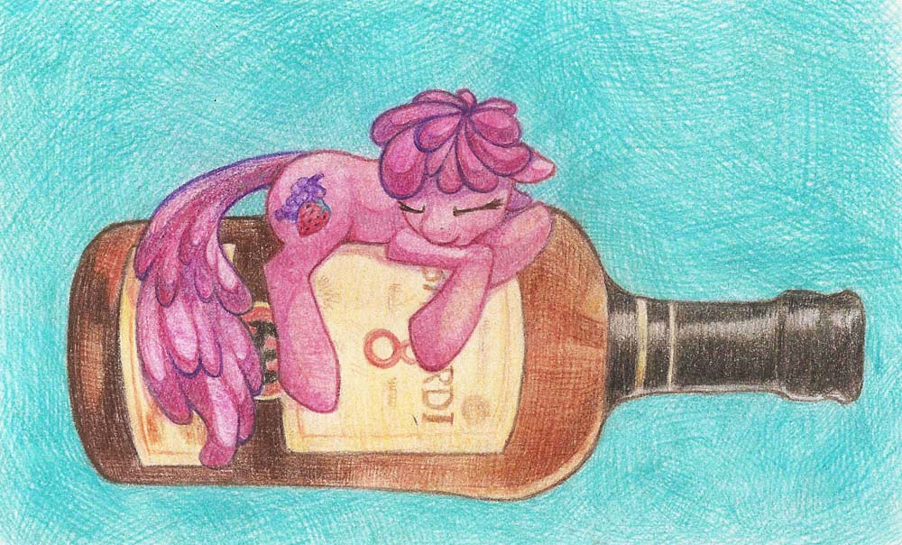 Berry Punch by DragonAtaxia