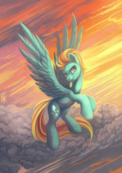 To the sky by DragonAtaxia