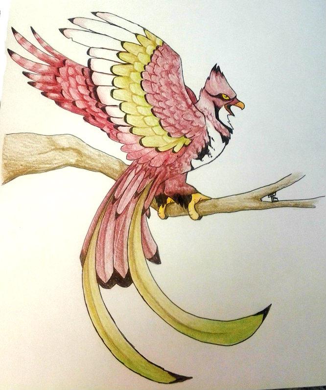 Turii Commission #1 by FallBird