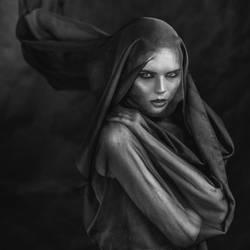 Goddess of Destiny by Laima1