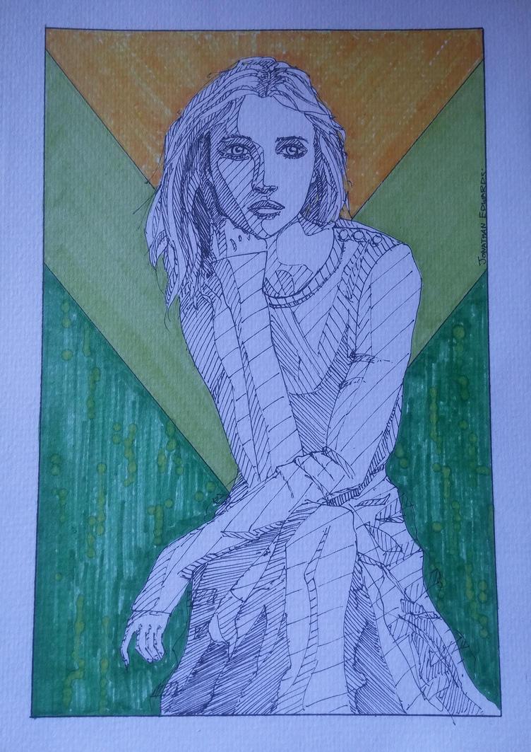 Natalia by JonathanEdwards