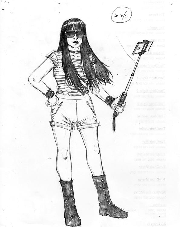 Female 16s by jetzun