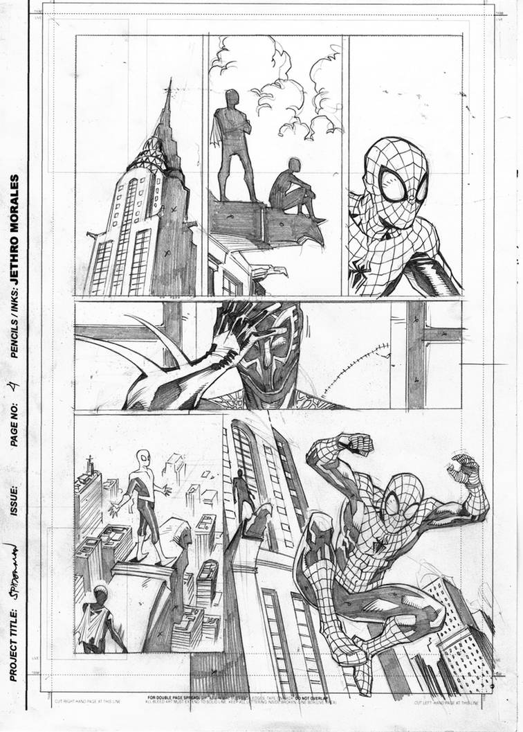 JethroMoralesSAMP spiderman04 by jetzun