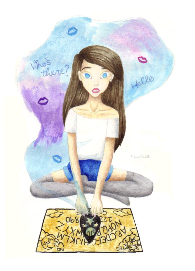Ouija by PrettyAlice95