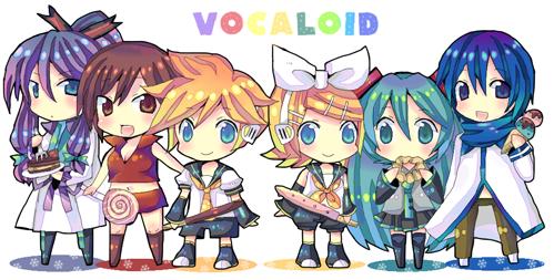 V-O-C-A-L-O-I-D ID by V-O-C-A-L-O-I-D