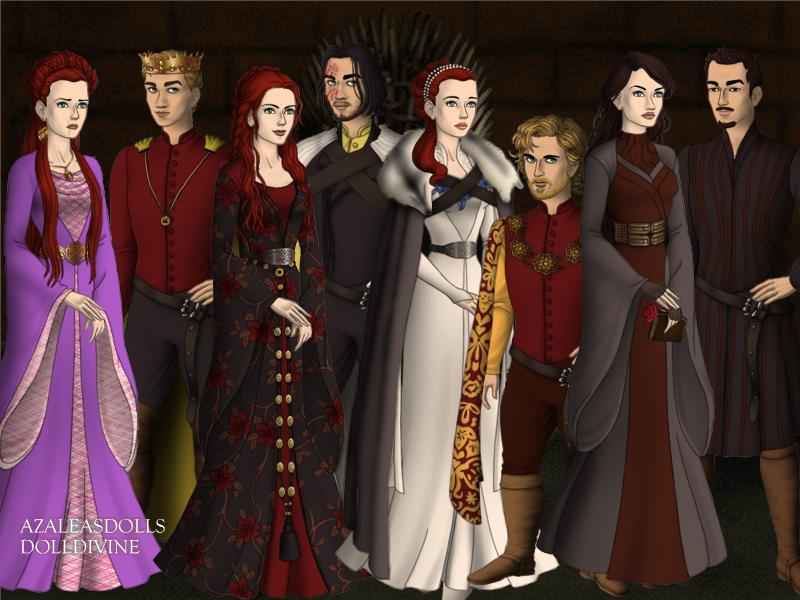 Sansa's Fate. by BlackRoseOfSummer