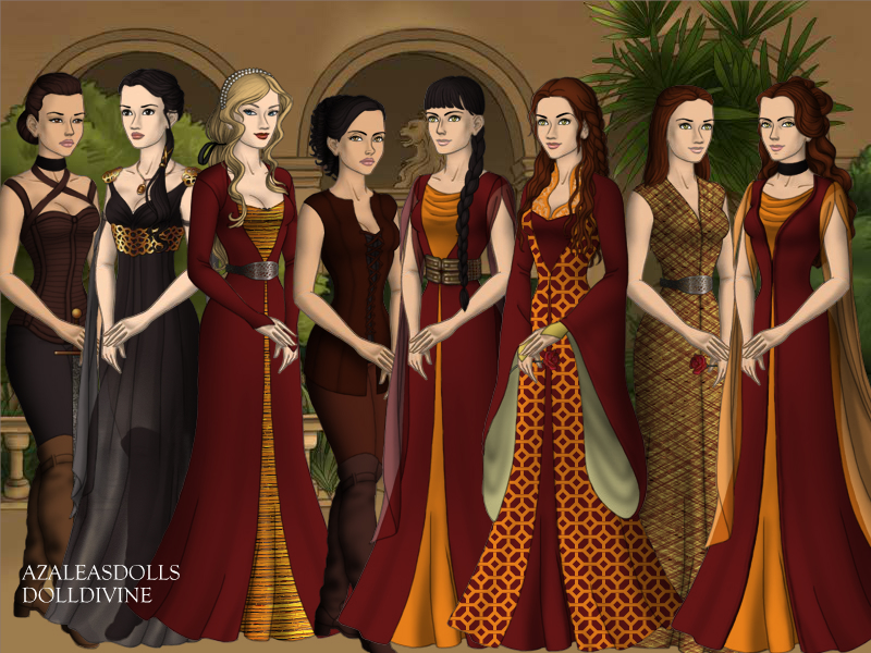 Dothraki and the ProtoIndoEuropeans Martins Horse