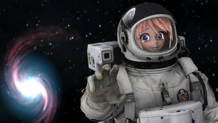 Astronaut by KJMusicalx