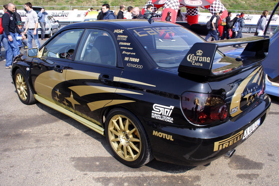 Subaru impreza gold tuning by luis75 on deviantart subaru impreza gold tuning by luis75 altavistaventures Gallery
