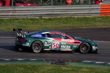 1000 Km Monza Aston Martin by luis75