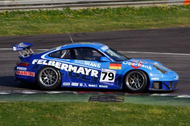 1000 Km Monza Porsche 996 by luis75