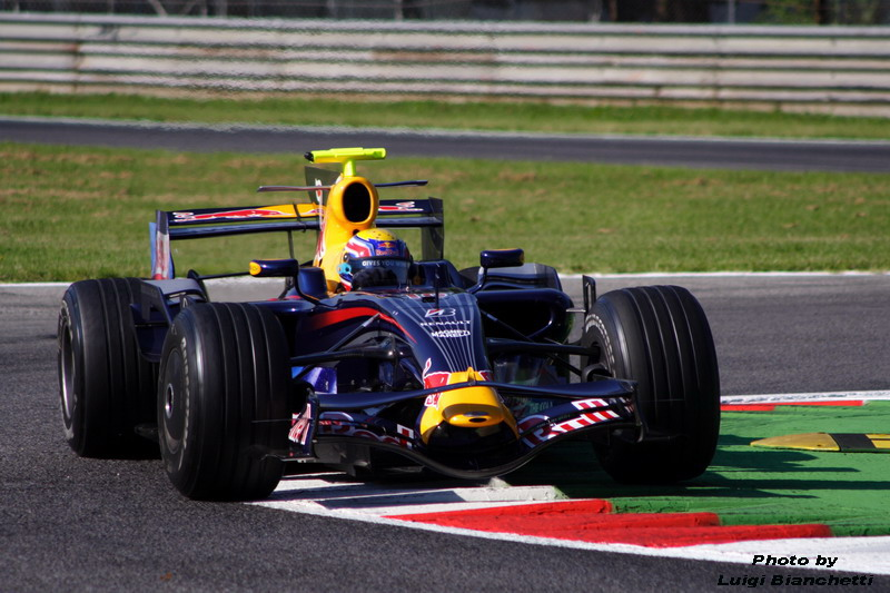 Test F. 1 2008 Webber by luis75