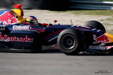 Bruno Senna GP2 by luis75