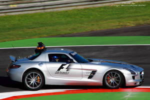 Safety Car F.1 by luis75