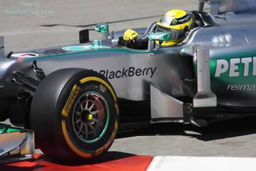 Rosberg Monaco 1 by luis75