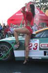 Girl Car Wash 05