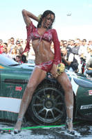 Girl Car Wash 11 by luis75