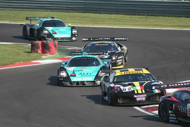 FIA GT Adria 10 by luis75