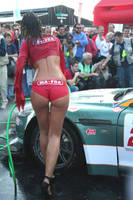 Girl Car Wash 27 by luis75
