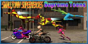 Supreme Teens 001 by thomvinson
