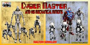 Cyber Master 004 by thomvinson