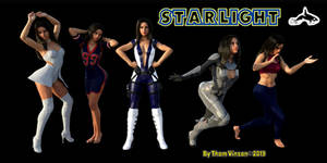 Starlight Study 001