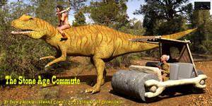 Stone Age Commute 001